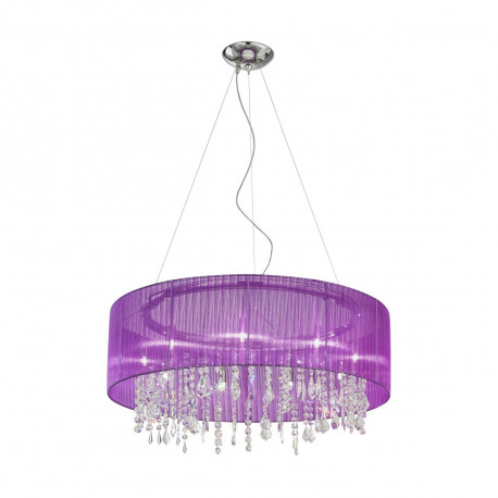 Kolarz Paralume 9 Lights Chandelier