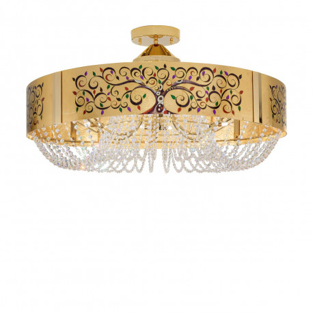 Kolarz Gioiosa 12 Lights Ceiling Light