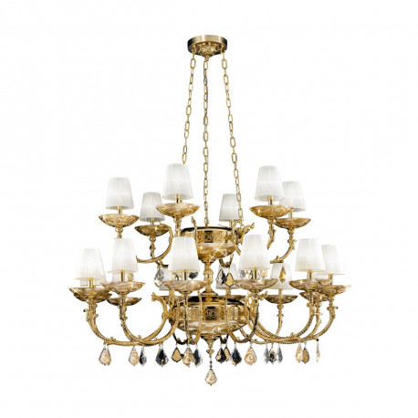 Kolarz Ducale 18 Lights Chandelier