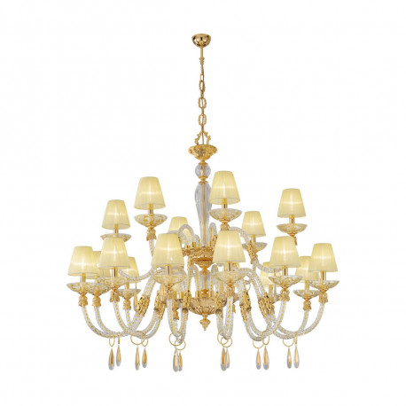 Kolarz Condulmer 2 18 Lights Chandelier